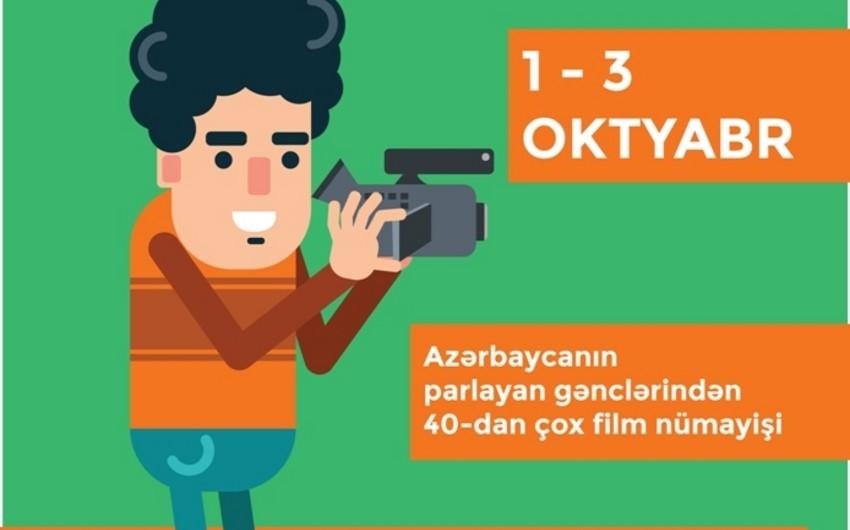 """""""CinemaPlus""""da Azərbaycan Gənclər Film Festivalı keçiriləcək"""