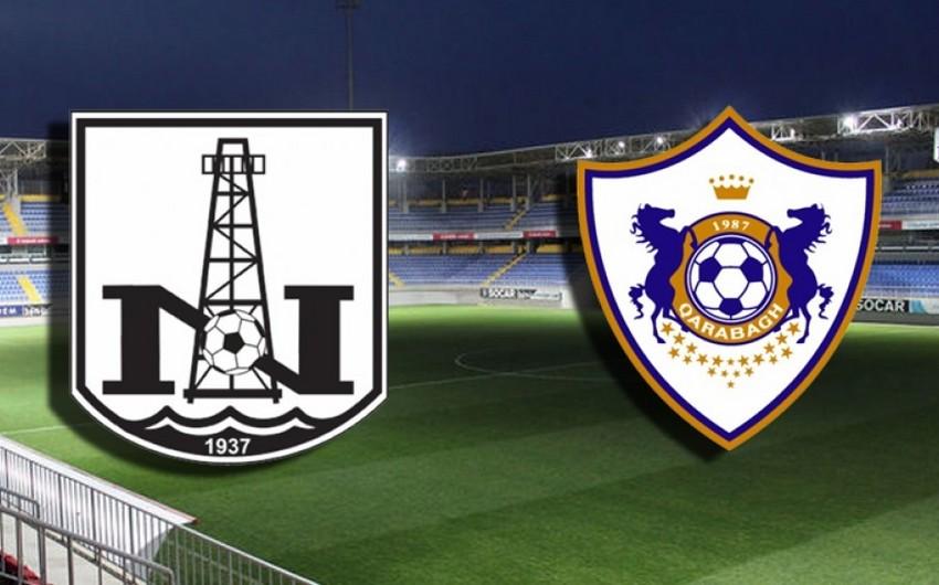 Премьер-лига Азербайджана: Названы стартовые составы Нефтчии Карабаха