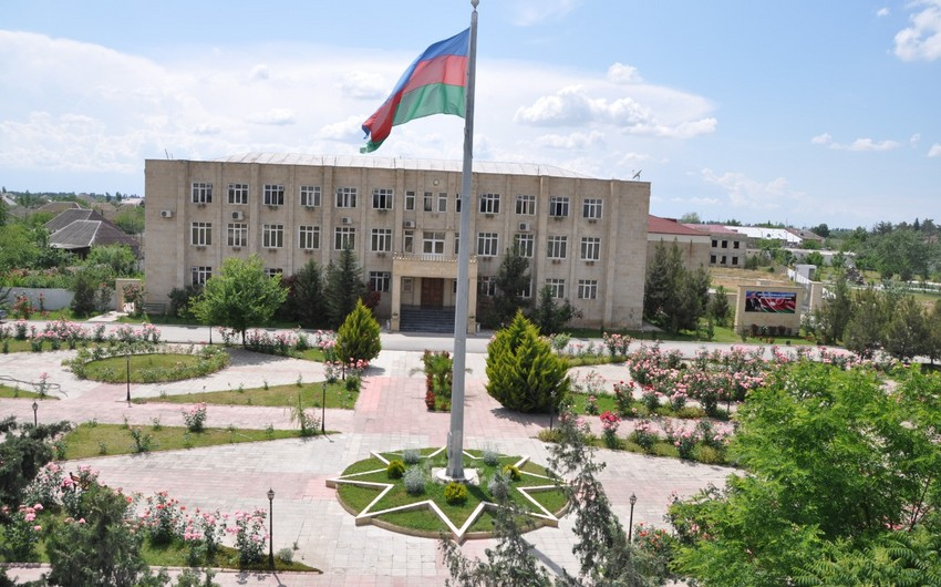 Zərdab Rayon İcra Hakimiyyətində kadr dəyişikliyi olub