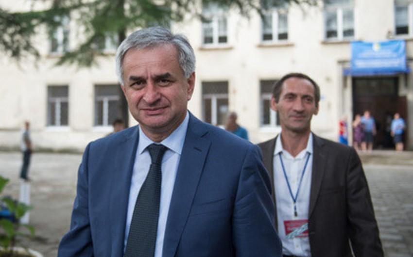 Abxaziyada separatçı rejim prezident seçkiləri keçirib
