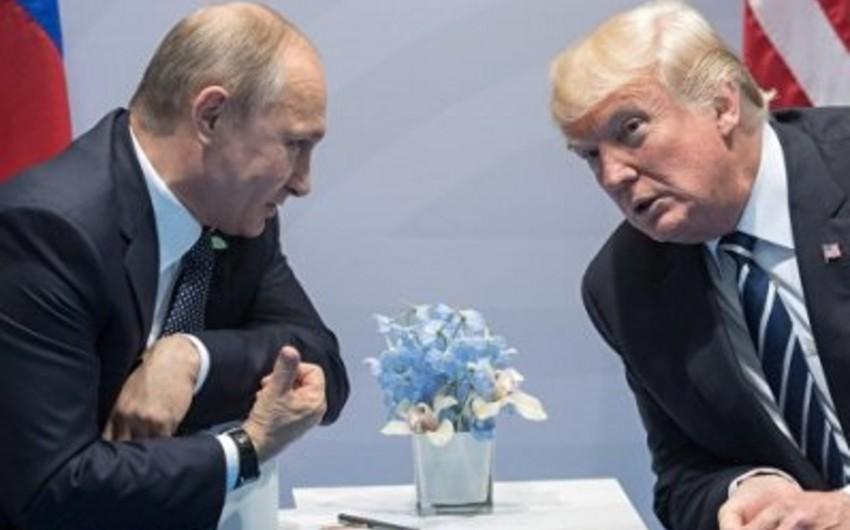 Putin: Tramp yaxşı dinləyicidir