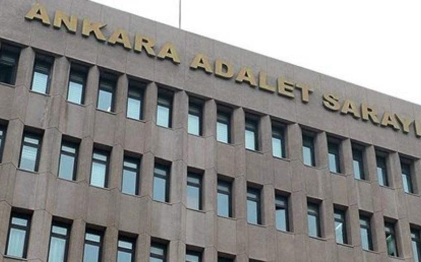 Ankarada törədilən terror aktı ilə bağlı tutulan 11 şübhəli dindirilir