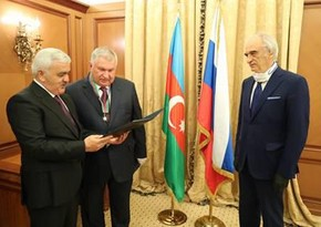 SOCAR, Rosneft heads hold meeting
