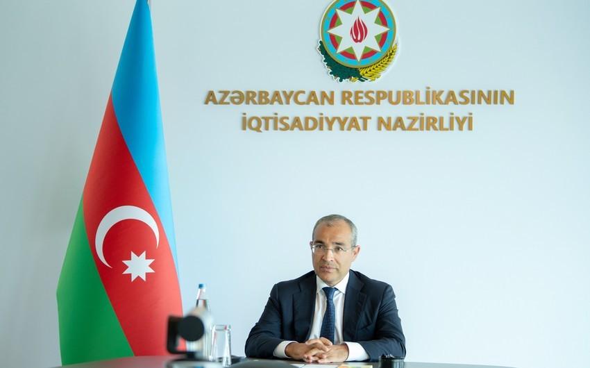 Azərbaycandakı işgüzar mühitə dair sənəd təqdim edilib