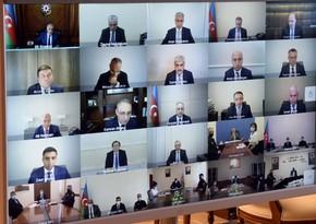 В Азербайджане состоялось республиканское совещание Оперативного штаба