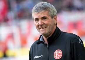 Bundesliqa klubunda baş məşqçi dəyişikliyi