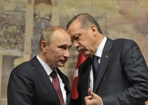 Erdogan, Putin to mull wide range of issues during upcoming talks
