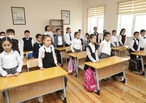 Сегодня в Азербайджане открылись школы