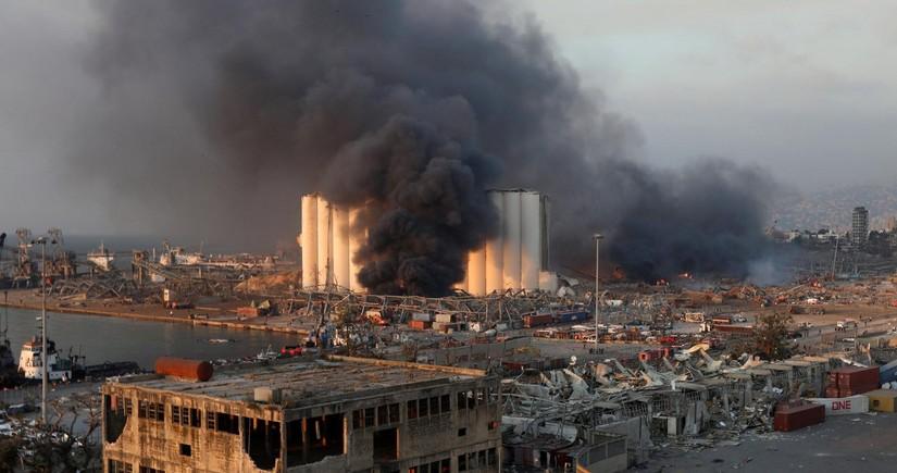 Beyrutdakı partlayış ölkəyə 15 milyard dollar maddi ziyan vurub