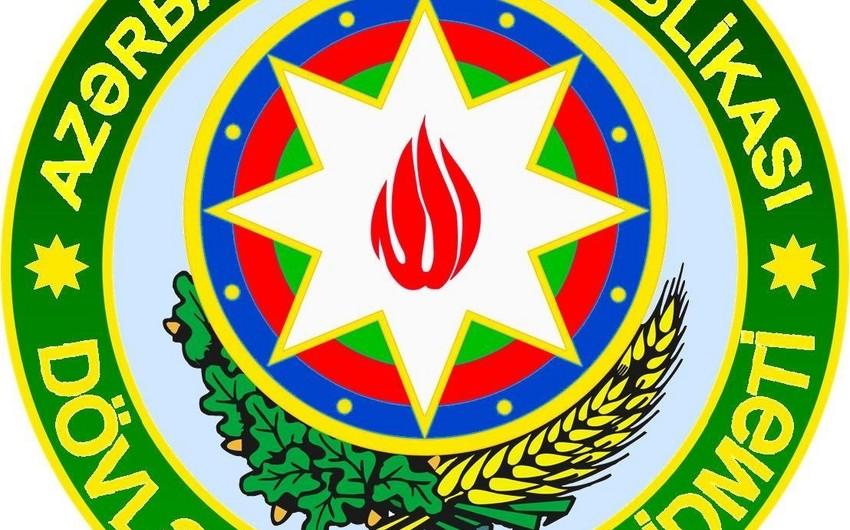DSX: Düşmən təxribatının qarşısı alınıb