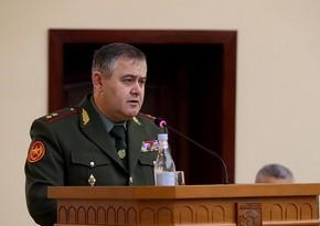 Уволен председатель военно-промышленного комитета Армении