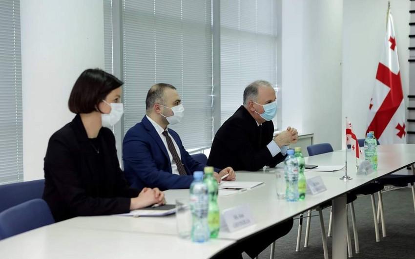 Azərbaycan Gürcüstanla hüquqi əməkdaşlığın səmərəliliyini artıracaq
