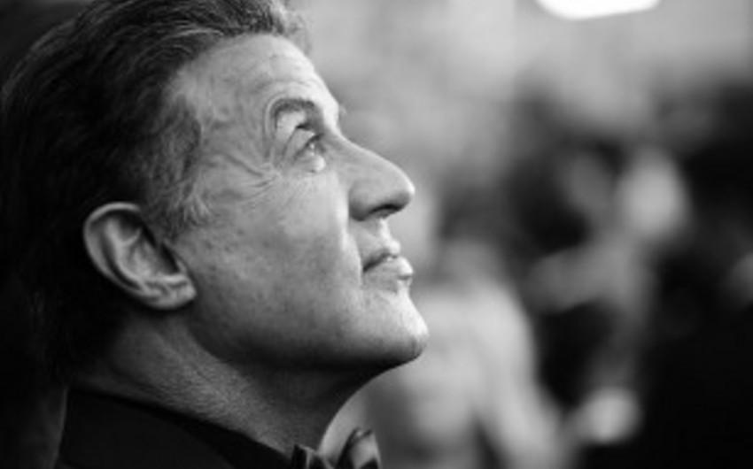 Silvester Stallone 70 illiyini qeyd edir