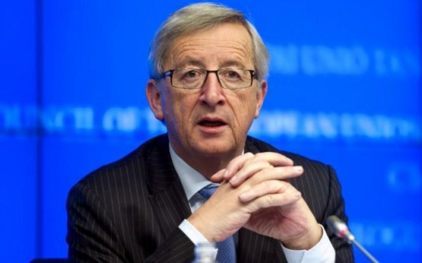 Avropa Komissiyasının prezidenti: Şengen saxlanılacaq