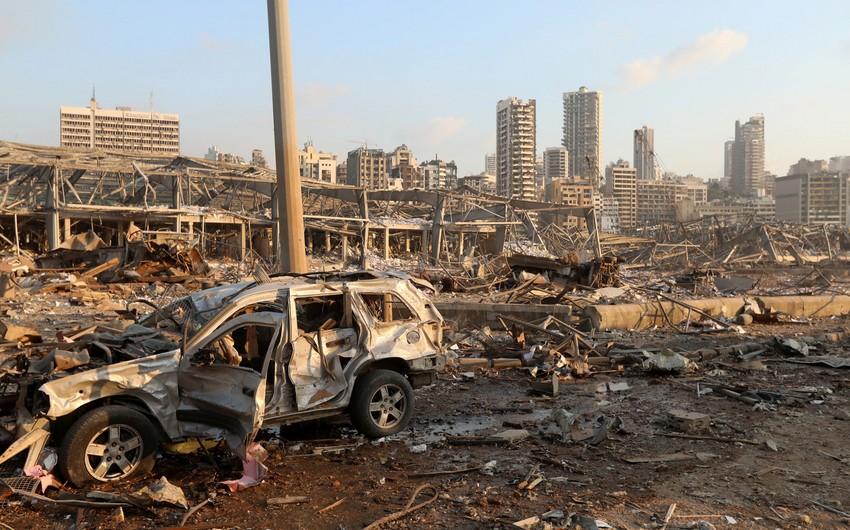 Beyrutdakı partlayışda ölənlərin sayı 100-ü keçdi