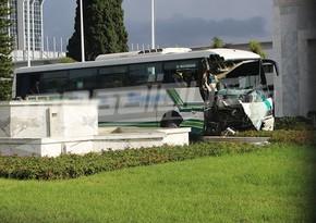 ДТП в столице Туниса: около 50 пострадавших
