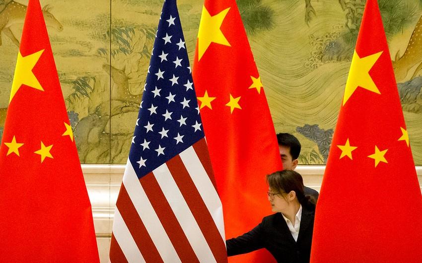 США введут санкции против китайских чиновников