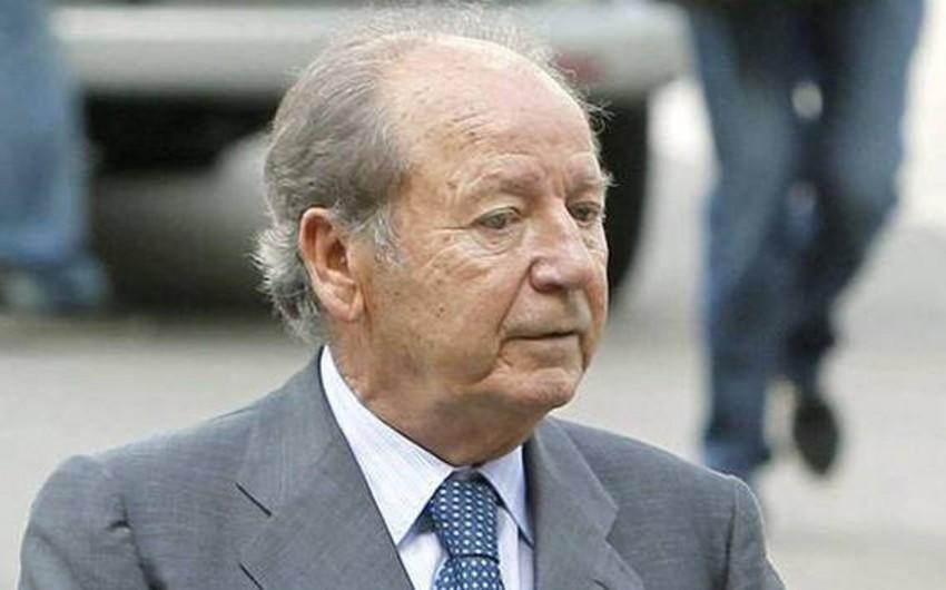 Barselonanın sabiq prezidenti vəfat edib