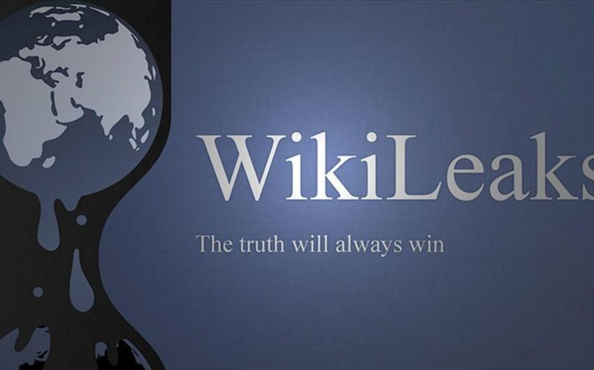 WikiLeaks ABŞ-ın Ədliyyə Nazirliyinin Assanjın ünvanına ittihamlarını şərh edib - FOTO