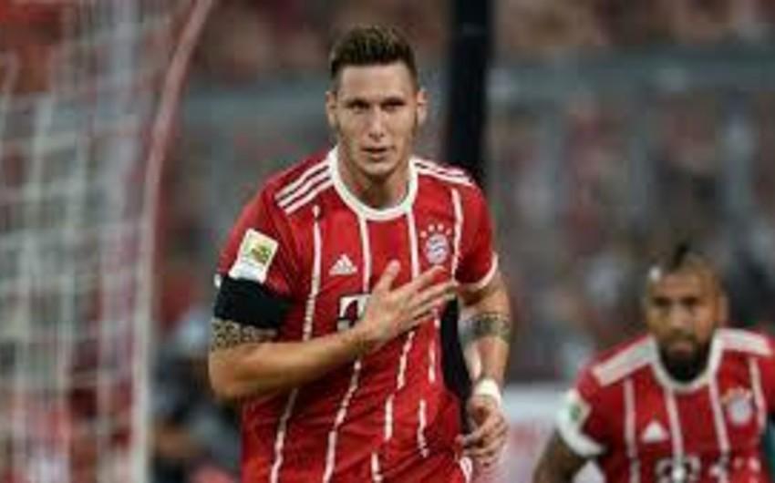 Бавария обыграла Вердер в матче чемпионата Германии по футболу