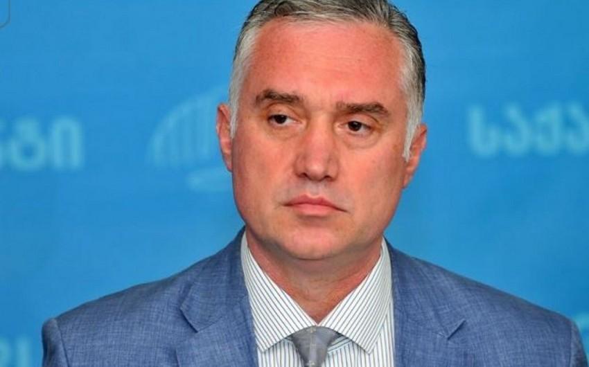 Head of Georgian-Azerbaijani inter-parliamentary friendship group resigns as vice speaker