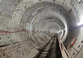 Metro tunellərində formalaşan qrunt sularından səmərəli istifadə ediləcək