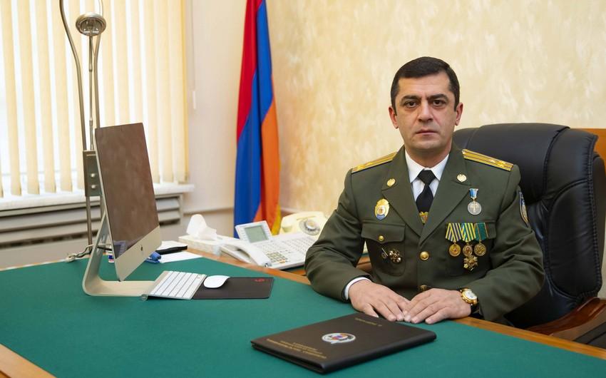 Ermənistan MTX-nin direktor müavini işdən çıxarıldı