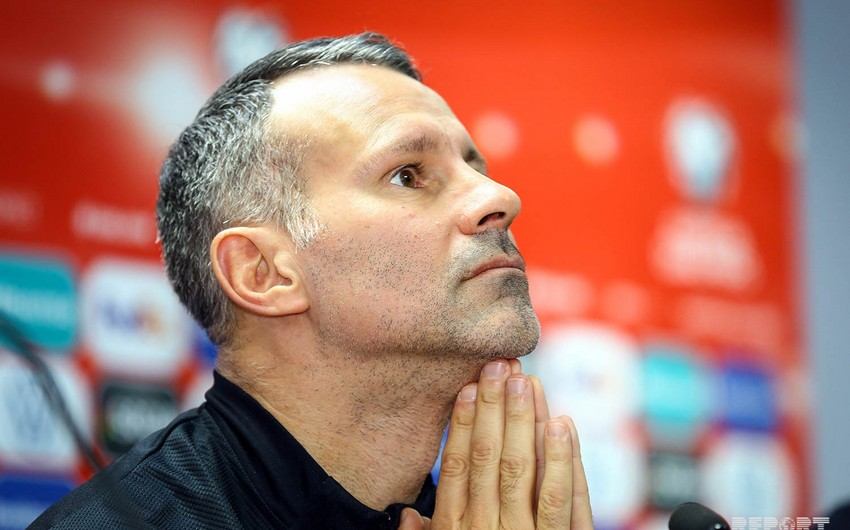 Ryan Giggs: Match  against Azerbaijan will not be easy