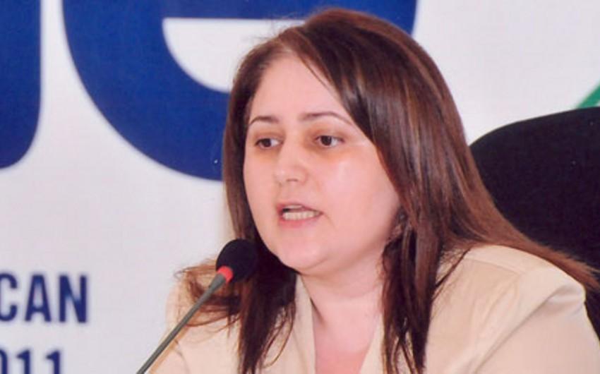 Aynur Sofiyeva: Son illər nikahdankənar doğulan uşaqların sayında azalmalar müşahidə olunur