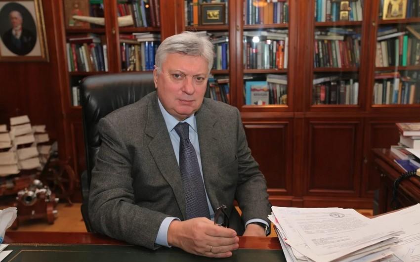 """Anatoli Torkunov """"Dostluq"""" ordeni ilə təltif edildi"""