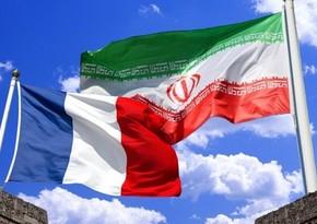 İran Fransa vətəndaşını azad etdi