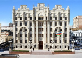 Baku Police department chief dismissed