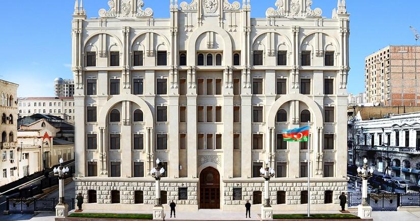 Начальник отделения полиции в Баку отстранён от работы