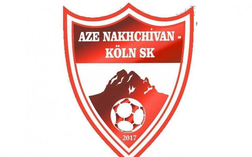 AZE Nakhcivan-Köln SK rəsmən fəaliyyətə başladı - FOTO