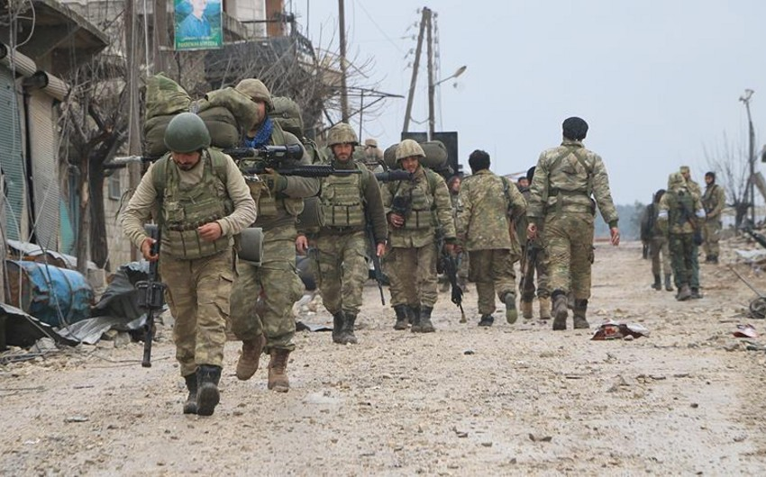 Türkiyədə Afrin terrorçuları həbs edilib