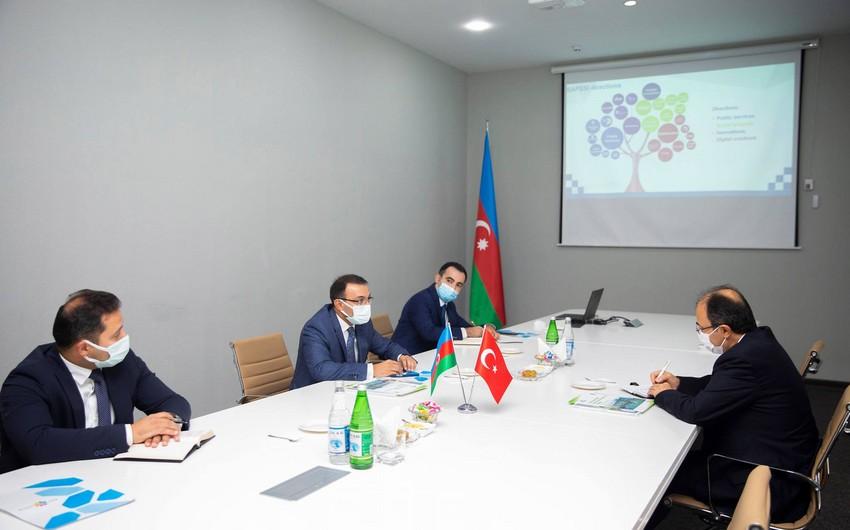 """TürkiyəninAzərbaycandakısəfiri """"ASAN xidmət""""də olub"""