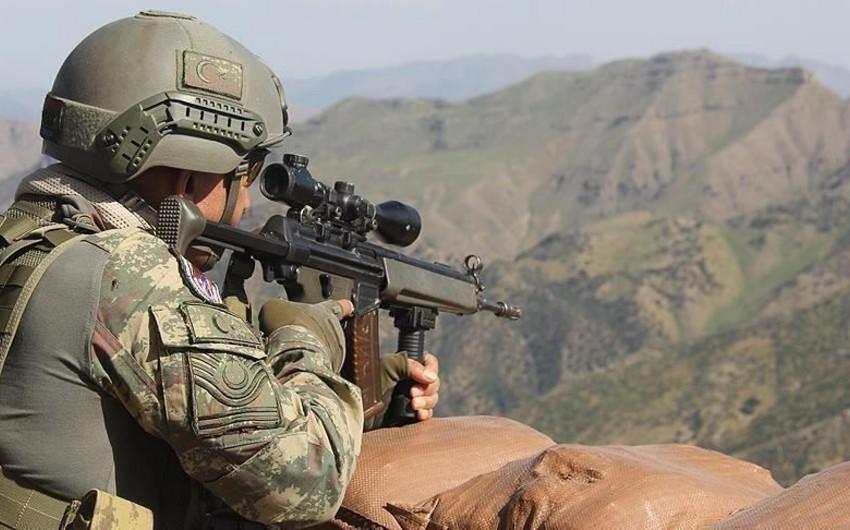 Турецкая армия ликвидировала террористов в Ираке и Сирии