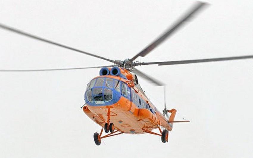 Rusiyada radardan itən helikopter tapılıb - YENİLƏNİB