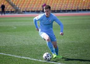 Millimizin futbolçusu Ukrayna klubu ilə yeni müqavilə imzaladı