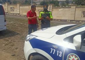 В Гедабеке нарушители правил дорожного движения привлечены к ответственности