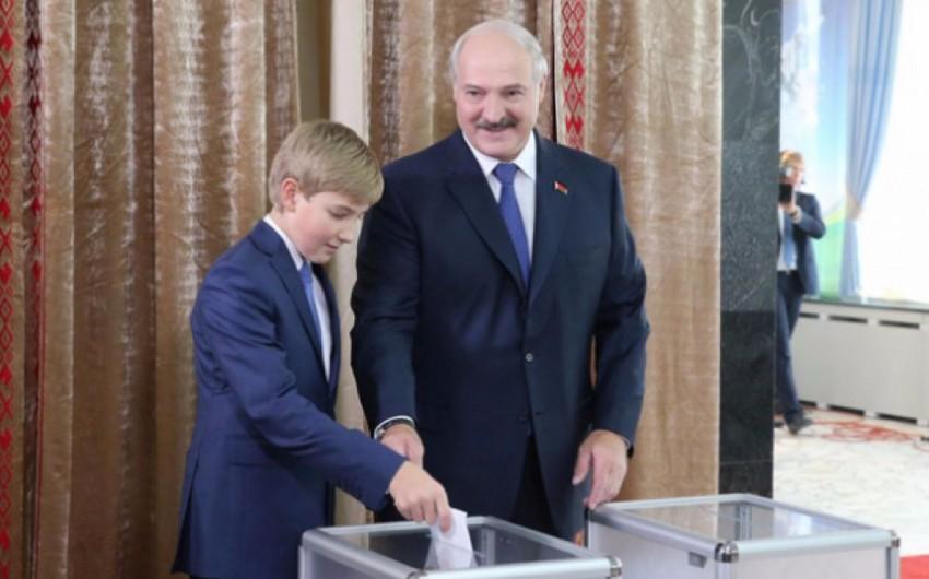 ABŞ Dövlət Departamenti Belarusda seçkiləri pislədi