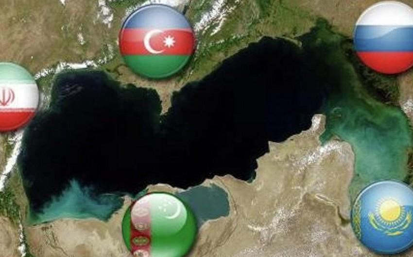 В Ашхабаде обсудили правовой статус Каспийского моря