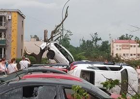 Число пострадавших из-за торнадо в Чехии возросло до 300 - ВИДЕО