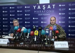 В рамках марафона YAŞAT собрано более 1 миллиона манатов