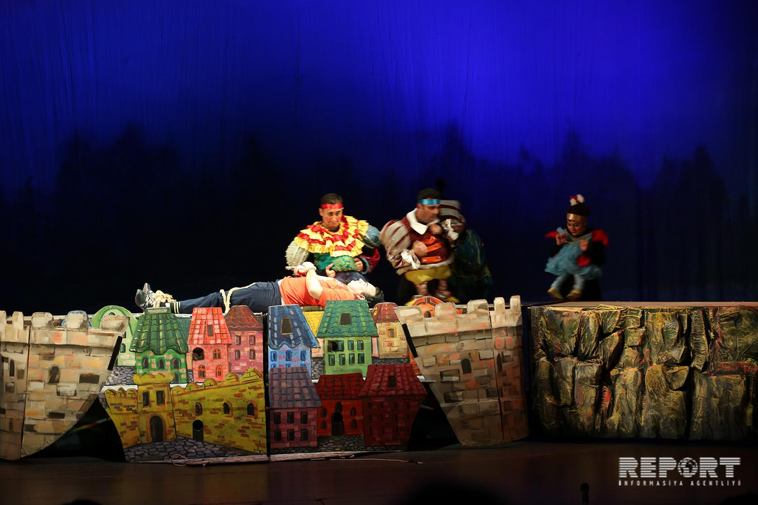 Theater of Young Spectators premieres 'Gulliver in the land of lilliputs'