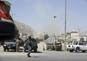 По президентскому дворцу в Афганистане выпустили несколько ракет