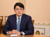 Fuad Muradov - Chairman of the State Committee on Work with Diaspora