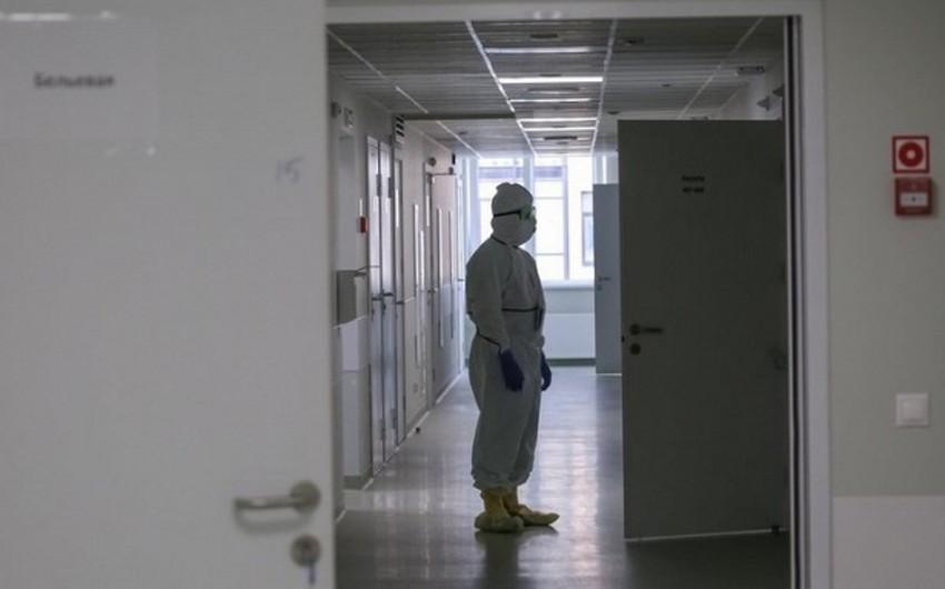 Rusiyada koronavirusa yoluxan şəxs xəstəxanadan qaçdı