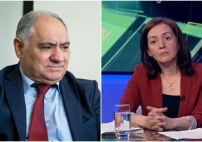 Mediada xaotik sistemin aydınlaşdırılması labüddür - RƏYLƏR