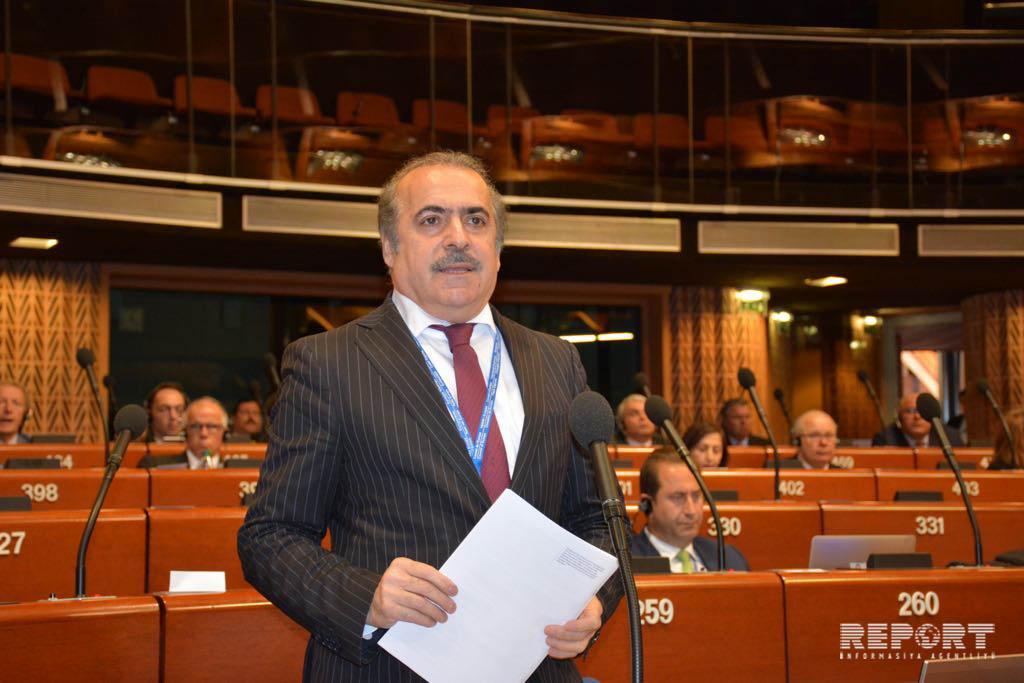 Azərbaycanlı deputat Avropa Şurasını müsəlmanların hüquqlarının müdafiəsini gündəmdə saxlamağa çağırıb